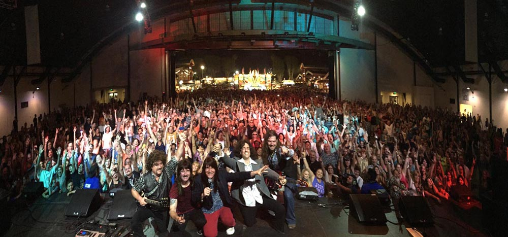 Journey Unauthorized sells out closing Friday at the Hangar, OC Fair 2015